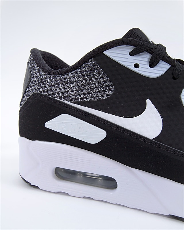 Nike Air Max 90 Ultra 2.0 Essential Mens 875695 019 Black White Shoes