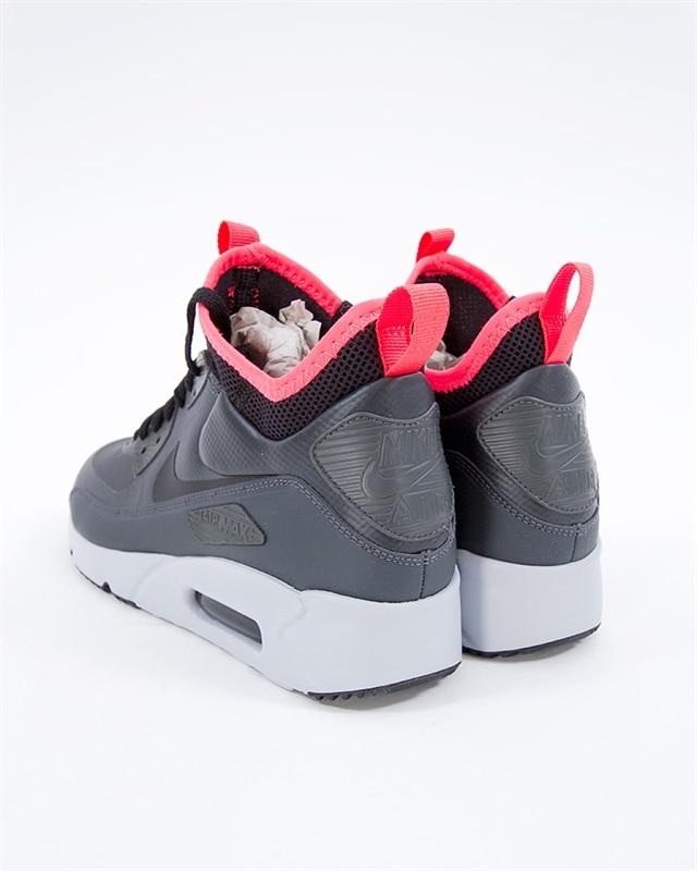 Nike Air Max 90 Ultra Mid Winter | 924458 003 | Black | Sneakers | Skor | Footish