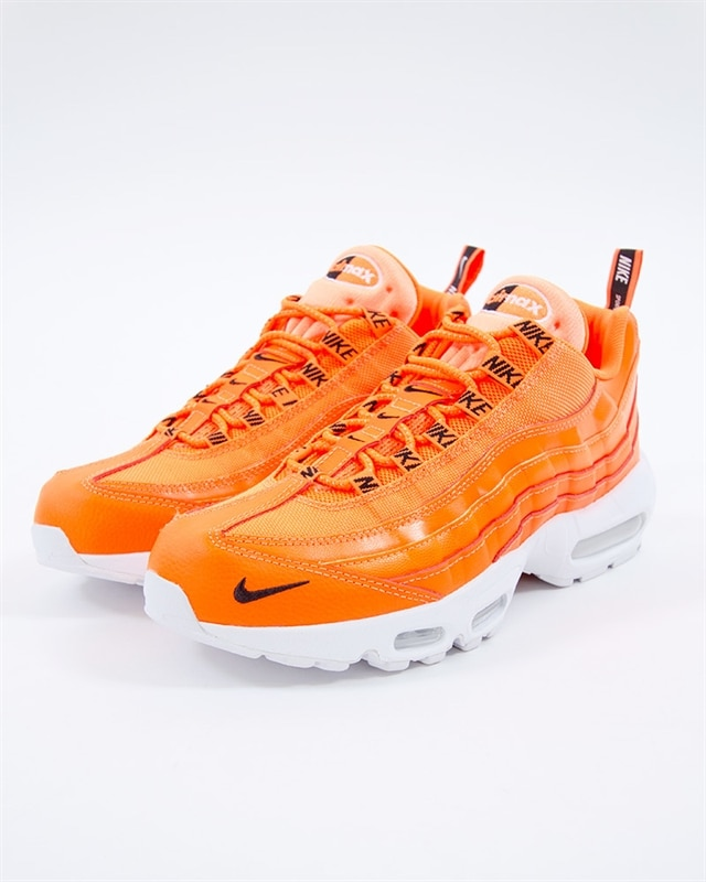 designer fashion 37871 f76fa Nike Air Max 95 Premium   538416-801   Orange   Sneakers   Skor   Footish