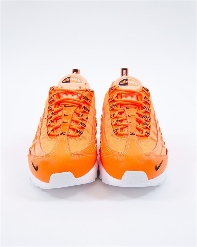 bca1fcc68a Nike Air Max 95 Premium | 538416-801 | Orange | Sneakers | Skor ...