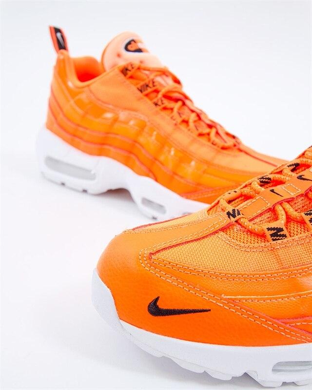 best service 9a2b5 428fa Nike Air Max 95 Premium   538416-801   Orange   Sneakers   Skor ...