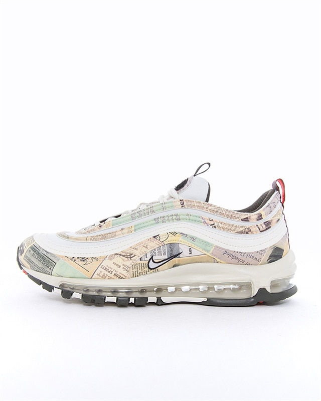 Nike Air Max 98 | Vit | Sneakers | 640744 108 | Caliroots