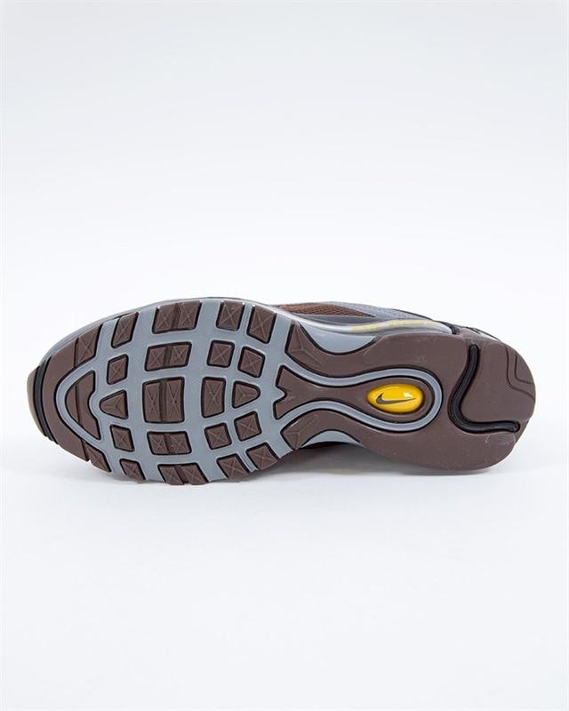 Nike Air Max 97 Premium Cool GreyBaroque Brown University Gold AV7025 001