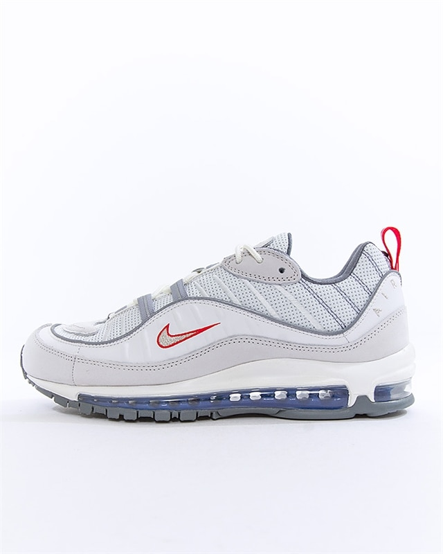 ac990b5f272 Nike Air Max 98 | CD1538-100 | White | Sneakers | Skor | Footish
