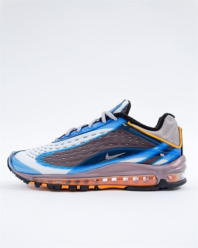 Nike Air Max Deluxe AJ7831 402 Blau | Orange Jungle