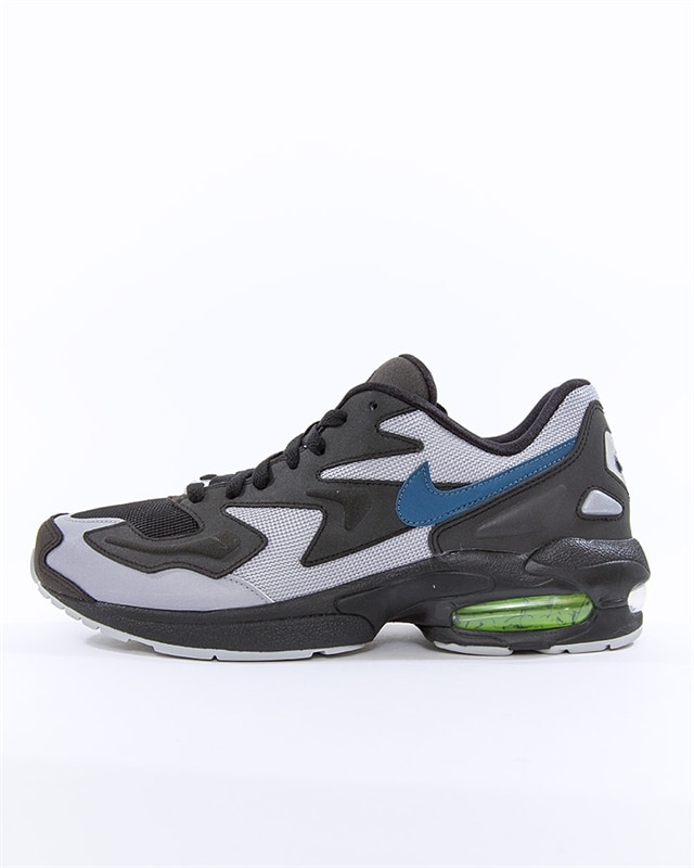 954e02d9160 Nike Air Max2 Light   AO1741-002   Black   Sneakers   Skor   Footish