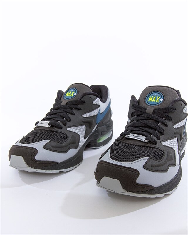 Nike Air Max 2 Light Thunderstorm AO1741 002 | 43einhalb Sneaker Store