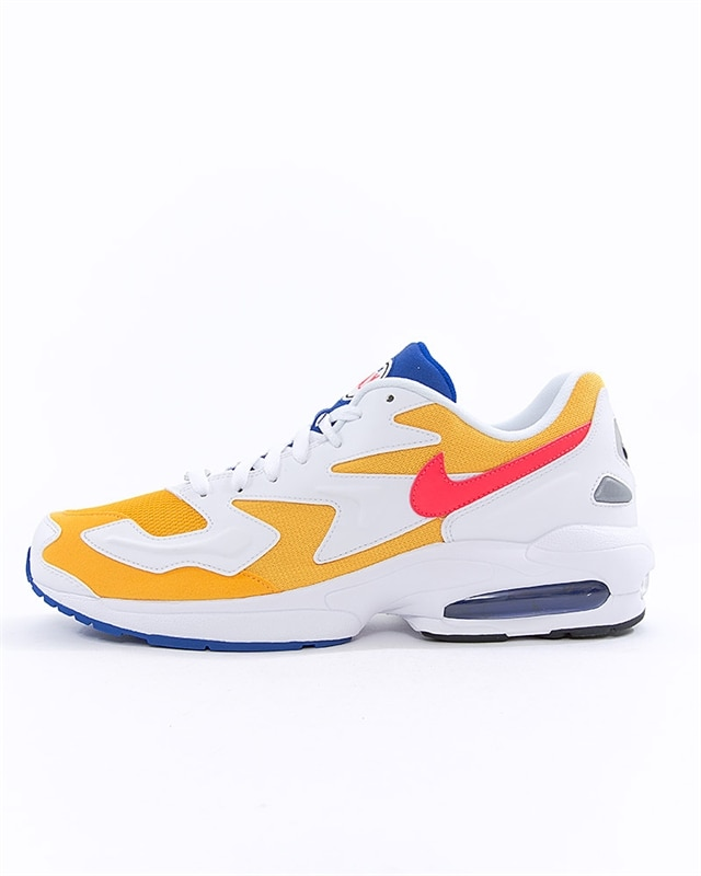 3847c4ff4c2 Nike Air Max2 Light | AO1741-700 | Multicolor | Sneakers | Skor ...