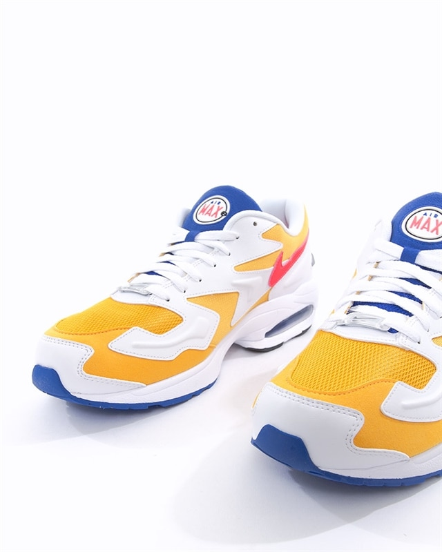 buy popular 75228 5f707 Nike Air Max2 Light   AO1741-700   Multicolor   Sneakers   Skor ...