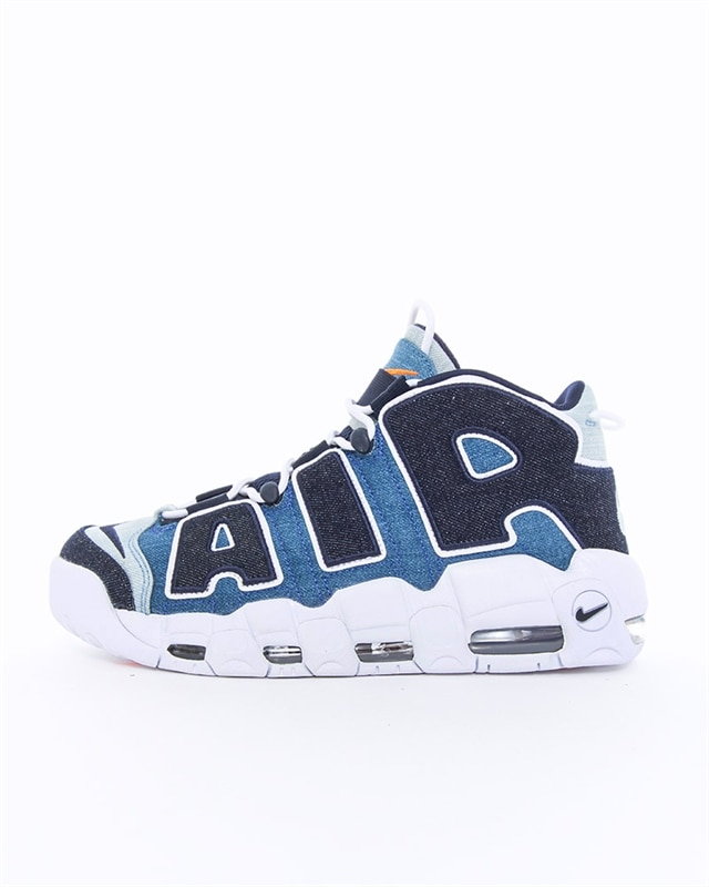 Nike Air More Uptempo 96 QS | CJ6125 100 | White | Sneakers | Skor | Footish