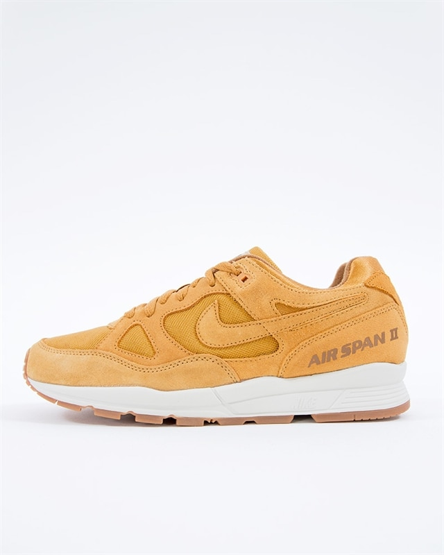 f877629332 Nike Air Span II Premium | AO1546-700 | Yellow | Sneakers | Skor ...