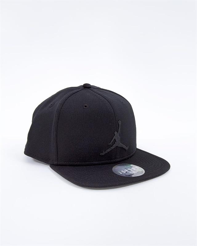 28b5e6f4786 Nike Jordan Jumpman Snapback Hat | 861452-010 | Black | Kläder ...