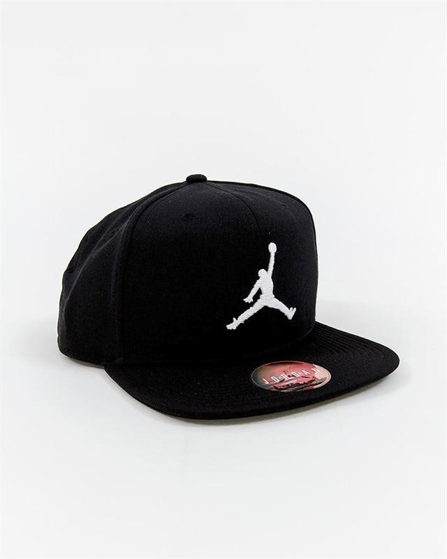 Nike Jordan Jumpman Snapback Hat (861452-013) 63724d62254