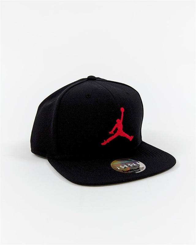 oryginalne buty szczegółowy wygląd obuwie Nike Jordan Jumpman Snapback Hat | 861452-015 | Black | Kläder | Footish