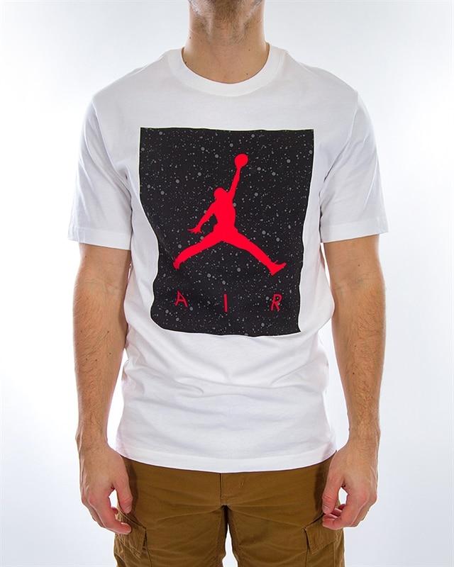 efb05eba0429c6 Nike Jordan Poolside Tee | CD0542-100 | White | Kläder | Footish