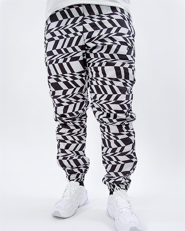 18143be76 Nike NSW Printed Swoosh Woven Pant - AO0863-100 - White ...
