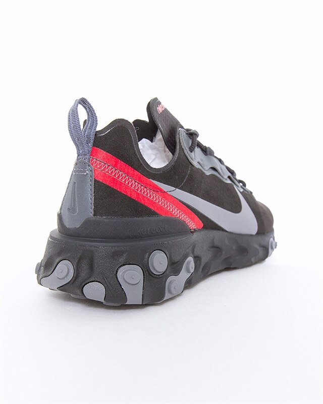 Nike React Element 55 | CQ6366 001 | Black | Sneakers | Skor | Footish
