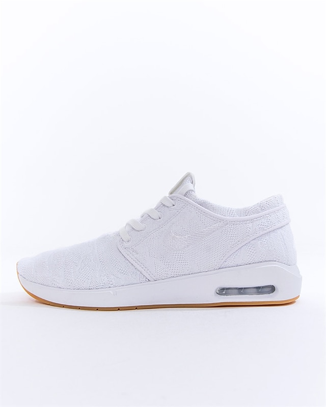 Nike SB Air Max Janoski 2 | AQ7477 100 | White | Sneakers | Skor | Footish