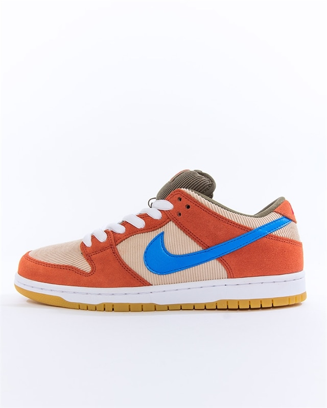 classic fit 27b30 2c648 Nike SB Dunk Low Pro | BQ6817-201 | Orange | Sneakers | Skor | Footish