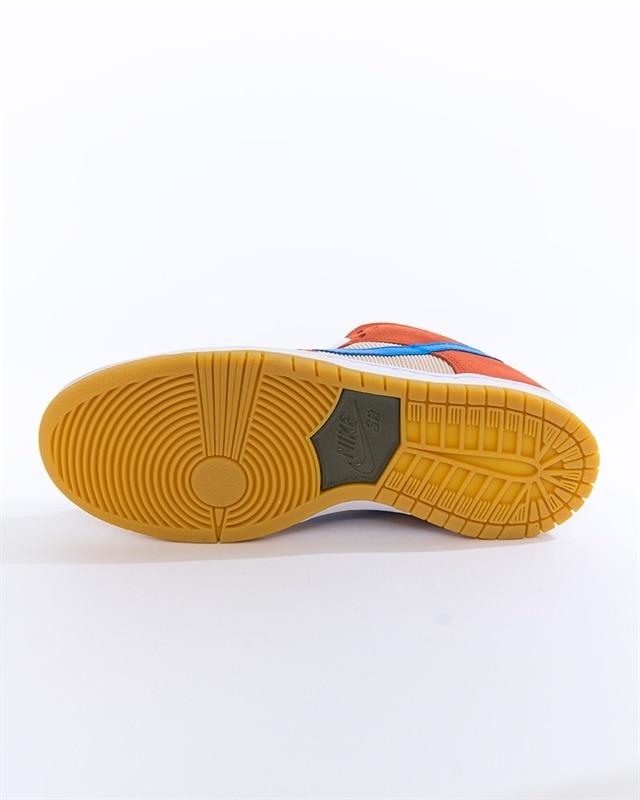 f9598ff7ada Nike SB Dunk Low Pro | BQ6817-201 | Orange | Sneakers | Skor | Footish
