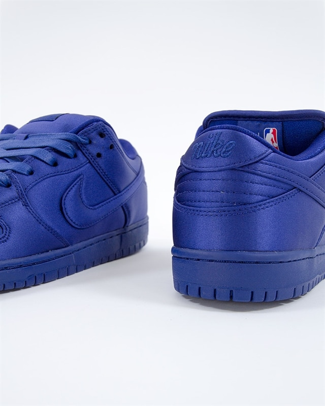 on sale 862cf 07f4f Nike SB Dunk Low Trd Nba  AR1577-446  Blue  Sneakers  Skor