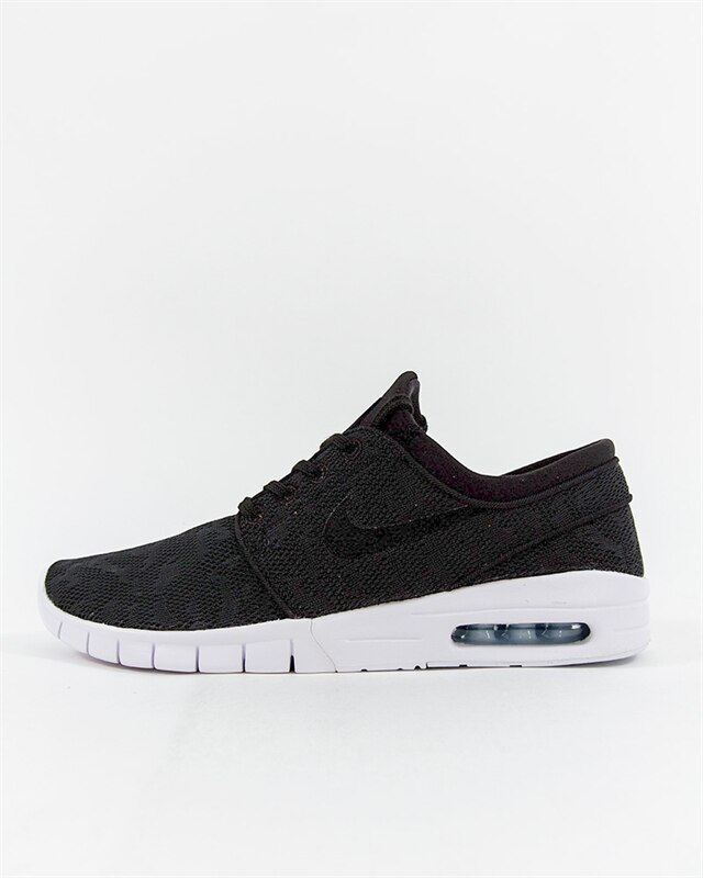 Nike Stefan Janoski Max 631303 022 Black Footish: If you're into sneakers
