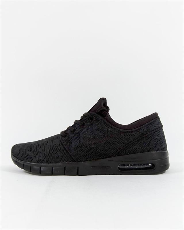 Nike Stefan Janoski Max 631303 099 Black Footish: If you're into sneakers