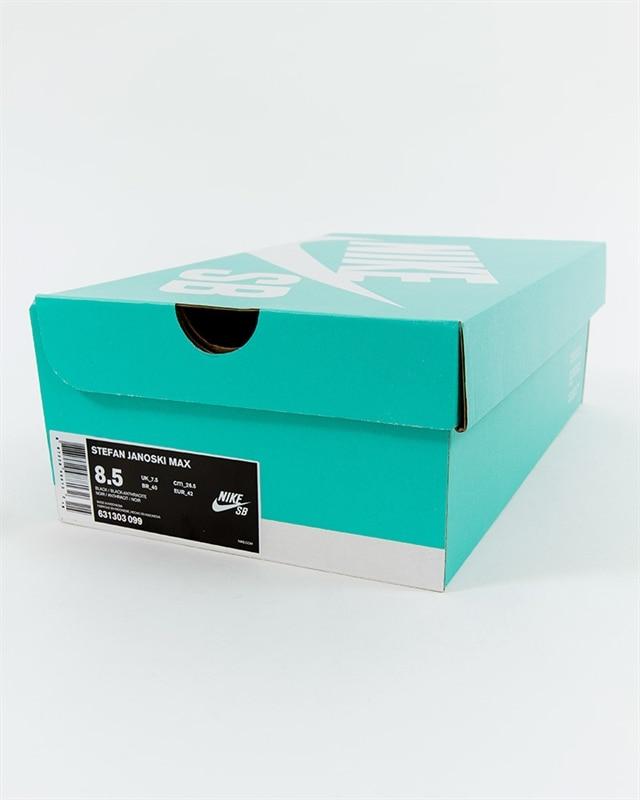 buy popular 26700 6afc8 Nike SB Stefan Janoski Max - Black - 631303-099 - Footish  If you´re ...