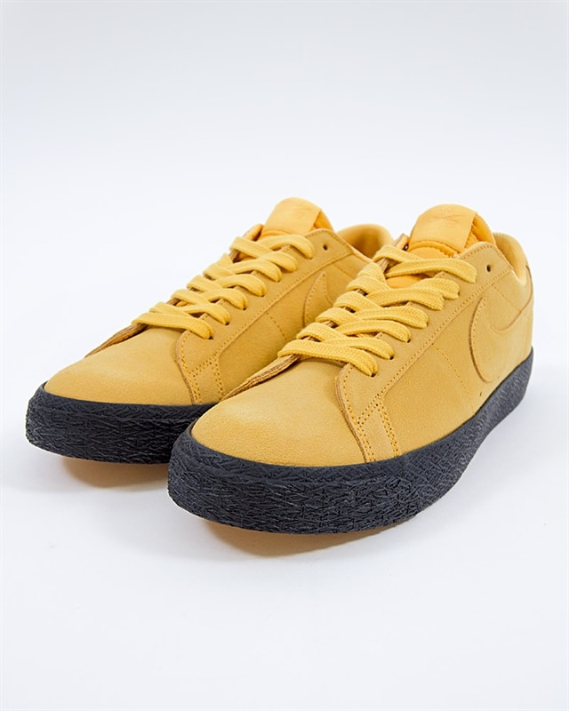 cf4df8494d21 Nike SB Zoom Blazer Low - 864347-701 - Yellow - Footish  If you re ...