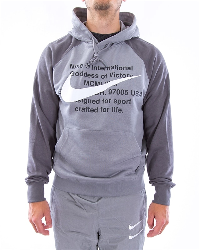 Nike Men's Air Jordan Air Pullover Hoodie ($28) ❤ liked on
