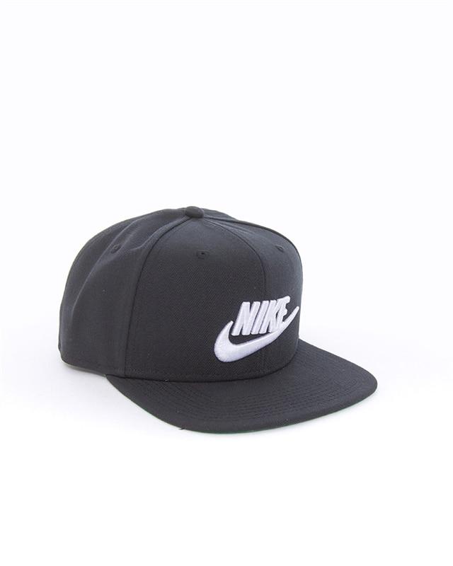 Nike, Keps, Strl: 56, Svart