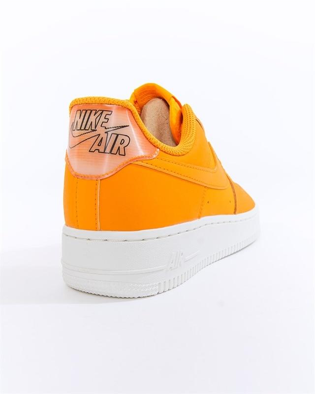 Nike Wmns Air Force 1 07 Essential   AO2132 801   Orange   Sneakers   Skor   Footish