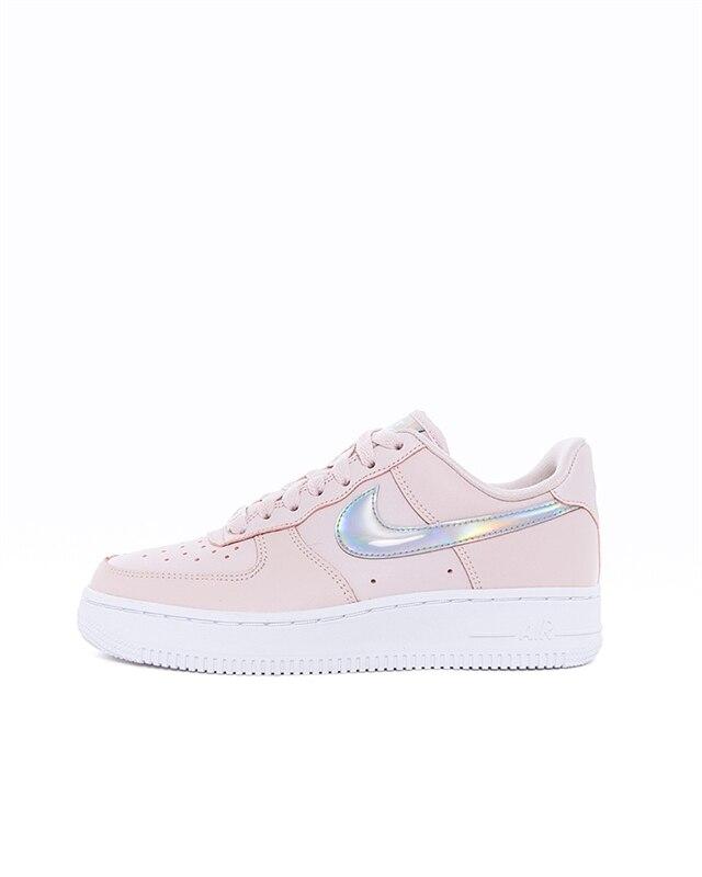 Nike Wmns Air Force 1 07 Essential | CJ1646 600 | Pink | Sneakers | Skor | Footish