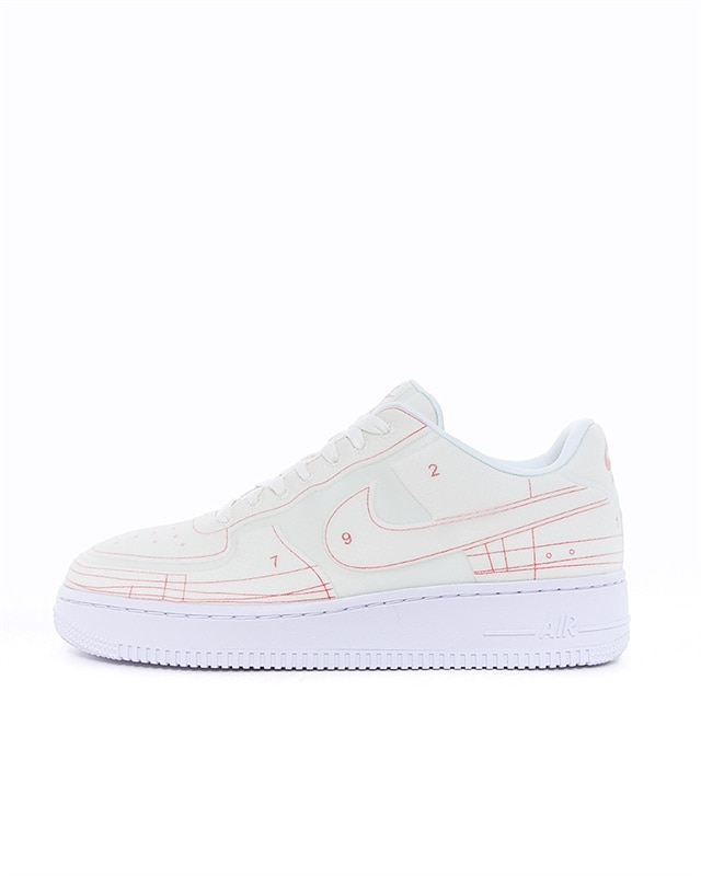 Nike Wmns Air Force 1 07 LUX (CI3445-100)