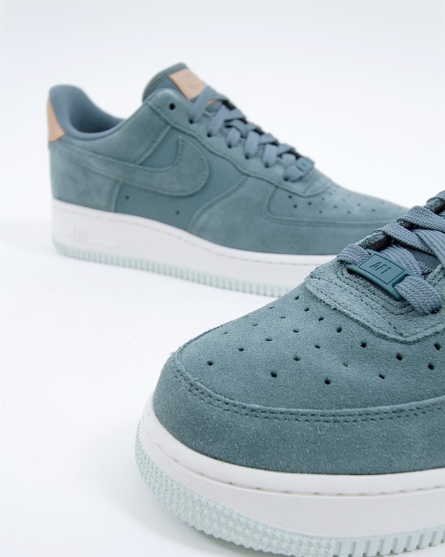 new concept 787fa 302c8 Nike Wmns Air Force 1 07 Premium  896185-301  Green  Sneaker