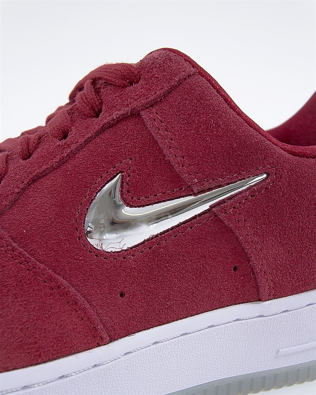 uk availability 3d8aa d0a90 Nike Wmns Air Force 1 07 Premium LX | AO3814-600 | Red | Sneakers ...