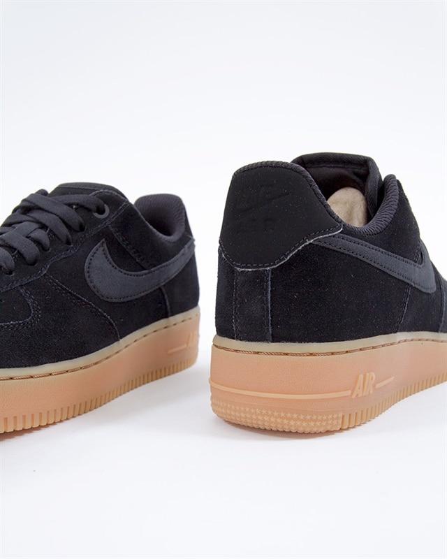 Nike Air Force 1 07 SE Black Gum AA0287 002   SneakerFiles