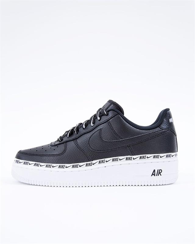temperament shoes sale online exclusive shoes Nike Wmns Air Force 1 07 SE Premium | AH6827-002 | Black | Sneakers | Skor  | Footish
