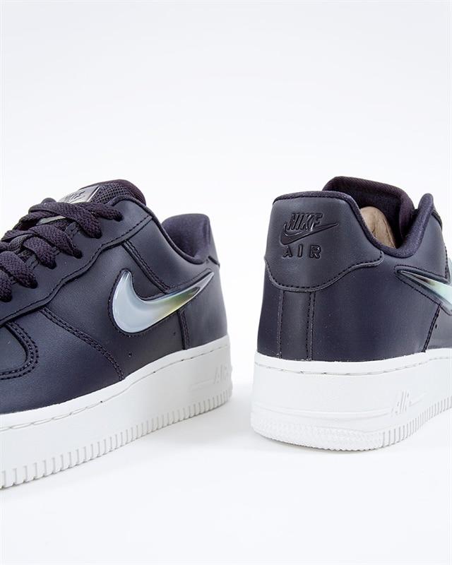 new styles c1c20 caae0 Nike Wmns Air Force 1 07 SE Premium   AH6827-004   Gray   Sneakers ...
