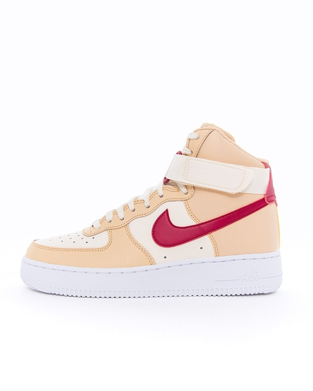 Nike Wmns Air Force 1 High | 334031 200 | White | Sneakers | Skor | Footish