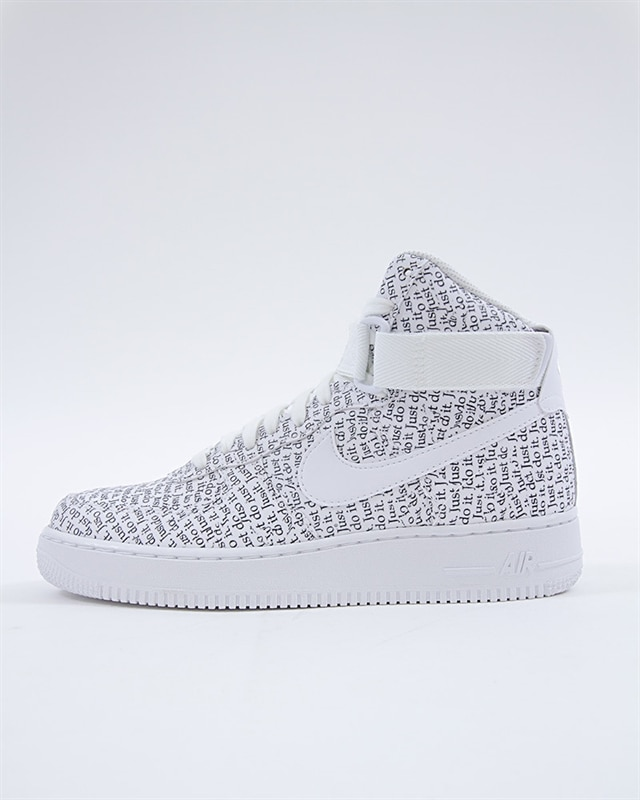 new arrival ab4cf 993ae Nike Wmns Air Force 1 High LX (AO5138-100)