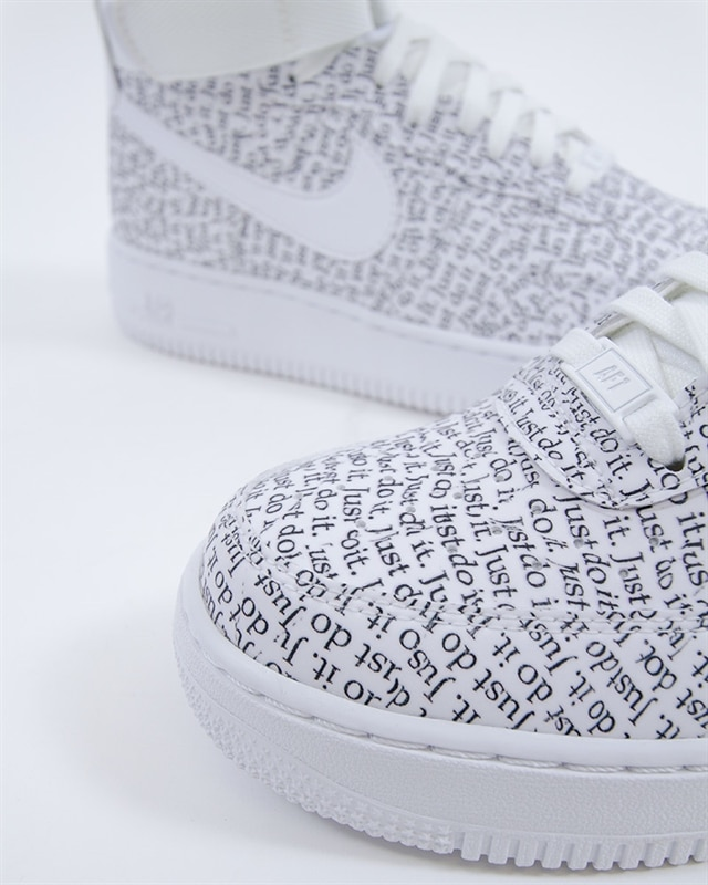 Nike Wmns Air Force 1 High LX - AO5138-100 - White - Footish  If you re  into sneakers 120c77564401