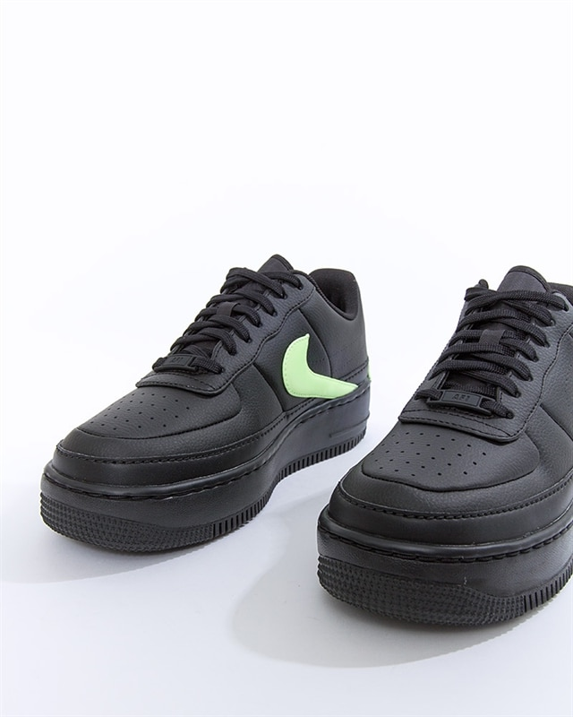 low priced 482b4 73fa1 Nike Wmns Air Force 1 Jester XX | CN0139-001 | Black | Sneakers | Skor |  Footish