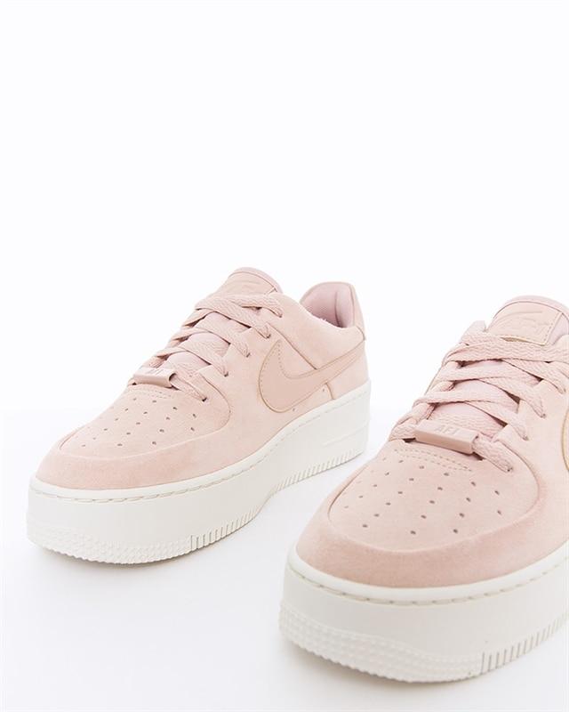 Nike Wmns Air Force 1 Sage Low | AR5339 201 | Brown | Sneakers | Skor | Footish