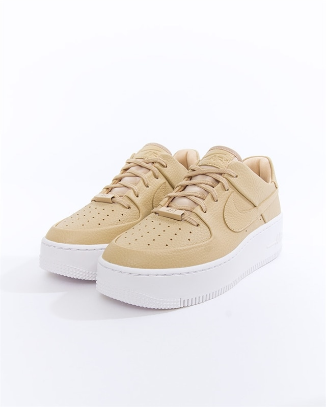 air force 1 sage sneaker low desert ore