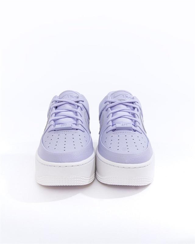 Nike – Air Force 1 Sage Sneaker in Flieder Oxygen Purple