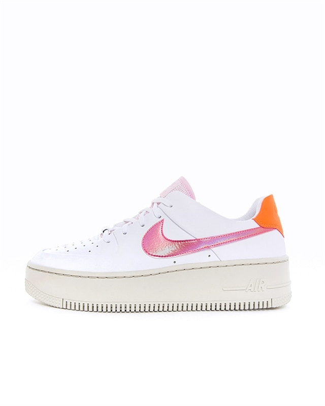 Nike Wmns Air Force 1 Sage Low | CV3036 100 | Vit | Sneakers | Skor | Footish