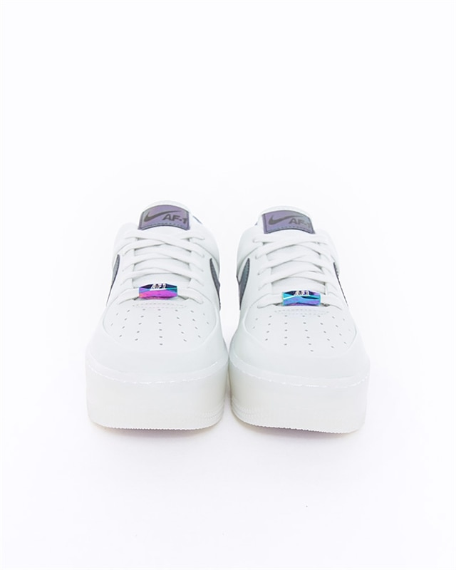 Nike W Air Force 1 Sage Low LX Spruce Aura Blank White