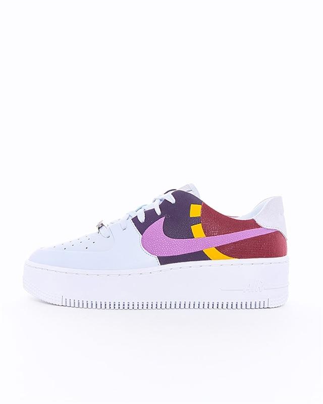 Nike Wmns Air Force 1 Sage Low LX   BV1976 003   Gray   Sneakers   Skor   Footish