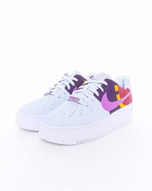 Nike Wmns Air Force 1 Sage Low LX   BV1976 003   Grå   Sneakers   Skor   Footish